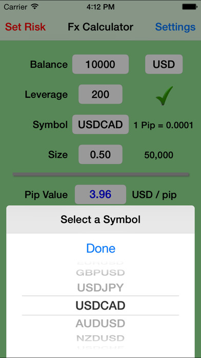 Forex, Gold  Silver Trade Calculator