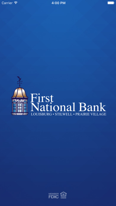 First National Bank Louisburg