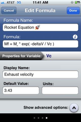 Formula Cruncher