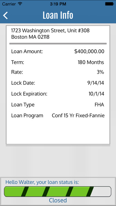 Easy Mortgage Apps