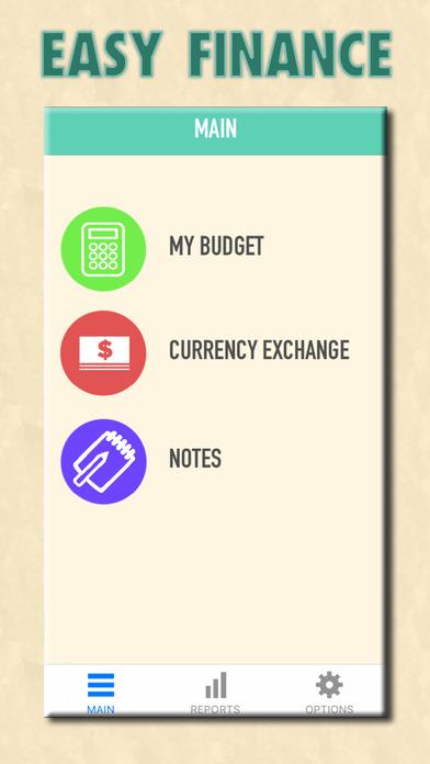 Easy Finance Tracker - Cash Flow Planner