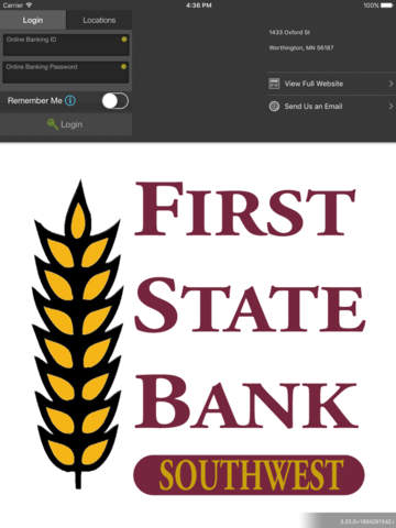 First State Bank Southwest