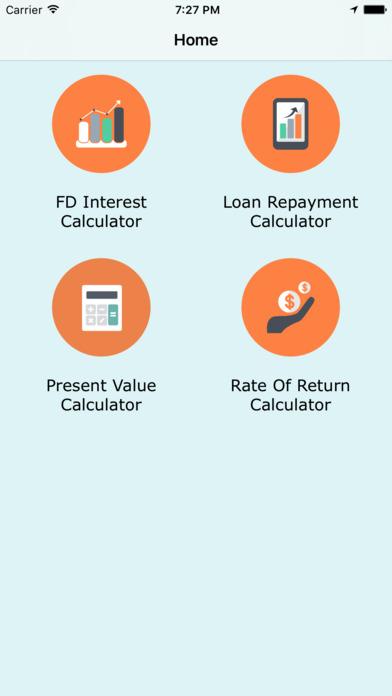 FinaCal - Financial Calculator