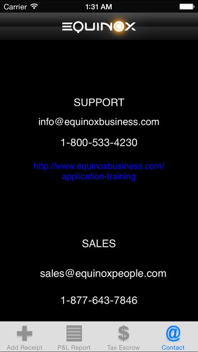 EQUINOX People