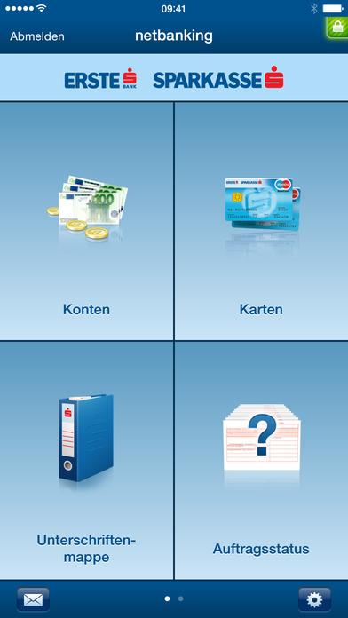 Erste Bank / Sparkasse Österreich - netbanking