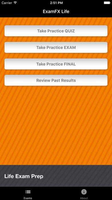 ExamFX Life Exam Prep