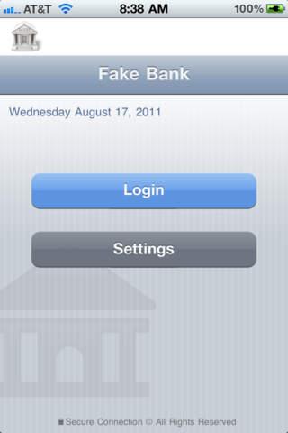 Fake Bank Free