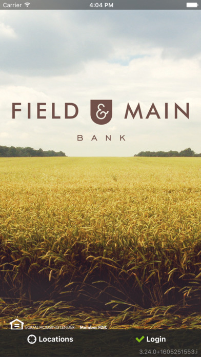Field  Main Mobile Banking