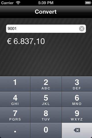 Euro Converter Free