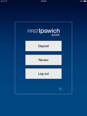 First Ipswich Deposit XPress