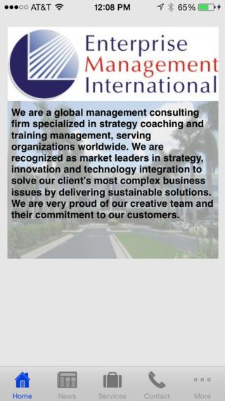 Enterprise Management International (Entmi)