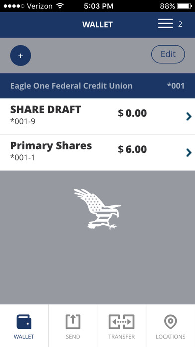 Eagle One CU Mobile NEW