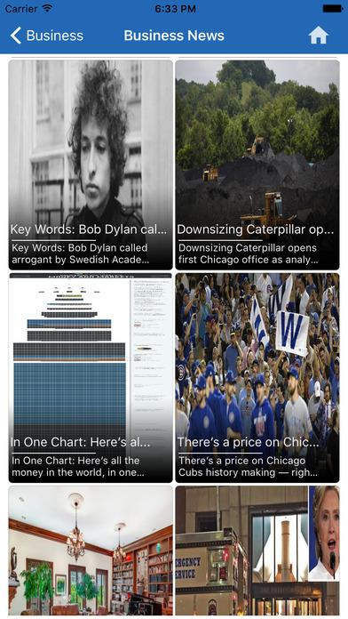 Finance, Stock & Business News