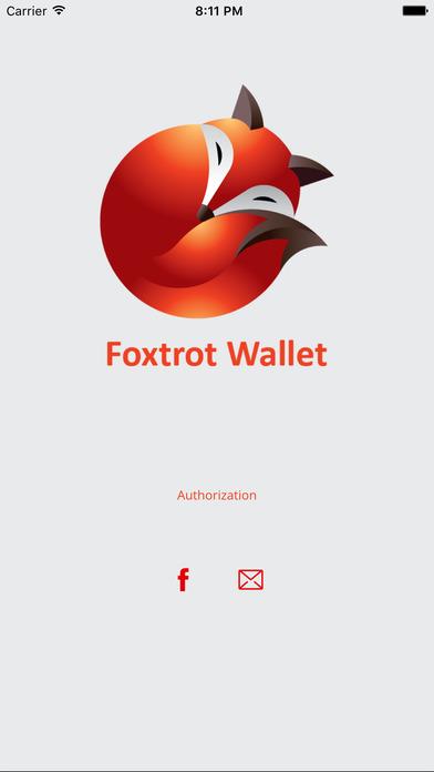 Foxtrot Wallet