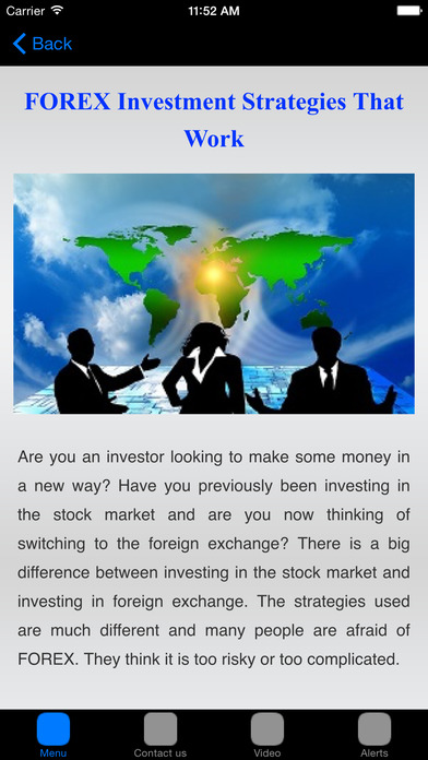 Forex Investing  Forex Strategy