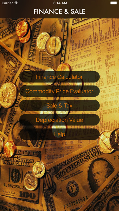 Finance  Tax