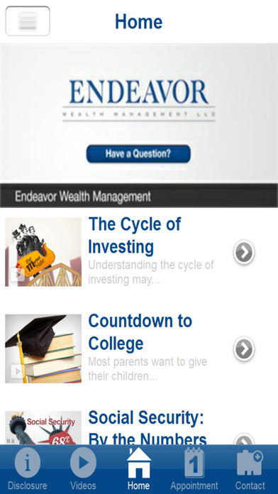 Endeavor Wealth Management