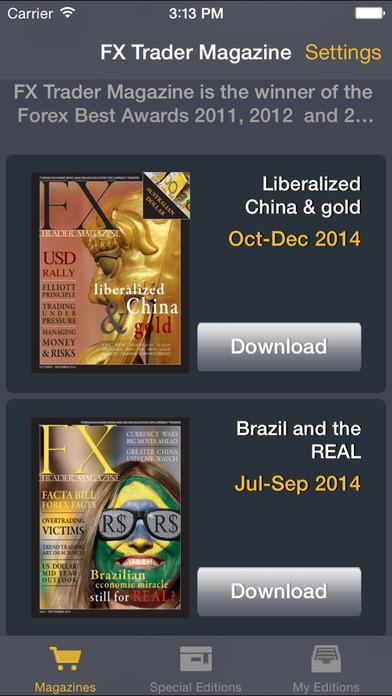 FX Trader Magazine