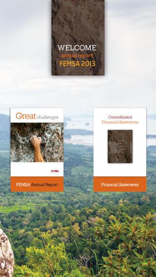 FEMSA 2013 Móvil