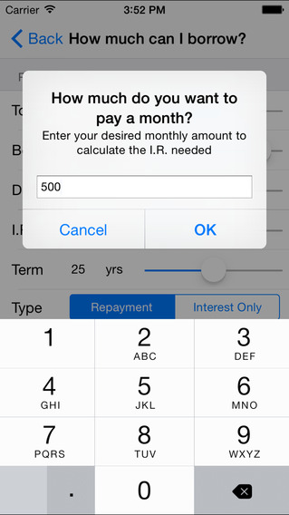 Easy Mortgage Calculator
