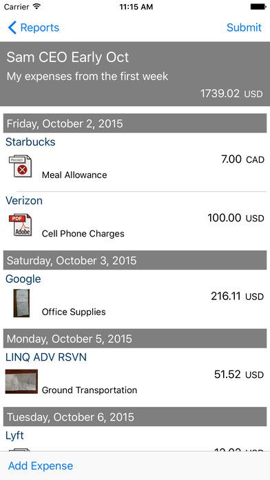 ExpensePath Mobile v2