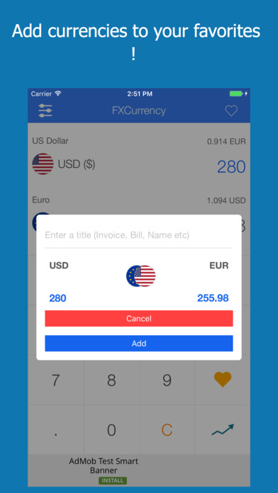 FXCurrency - Money Converter