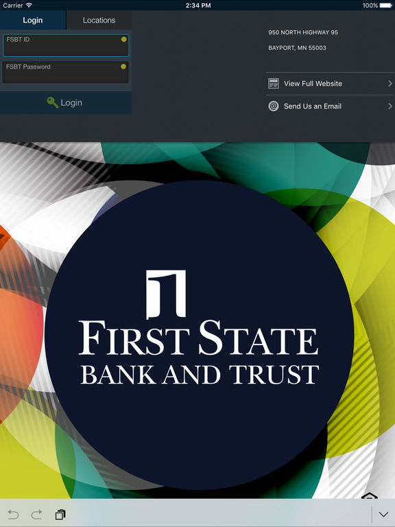 FSBT Mobile Banking