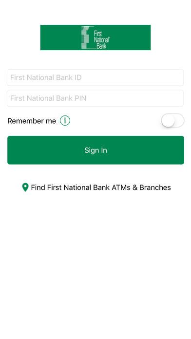 First National Bank of Oneida