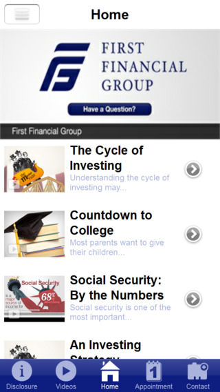 First Financial Group DC