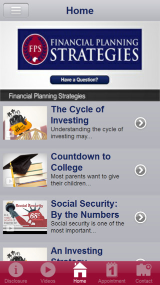 Financial Planning Strategies, LLC.