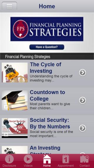 Financial Planning Strategies, LLC.