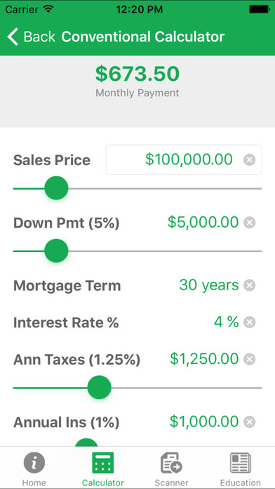 First Home Mortgage Mobile App