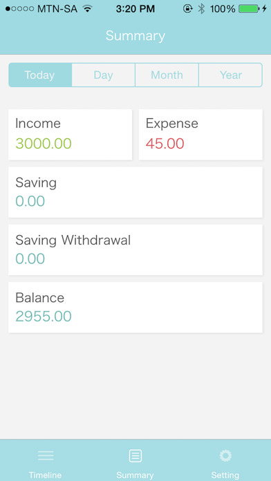 Easy Expenses HD