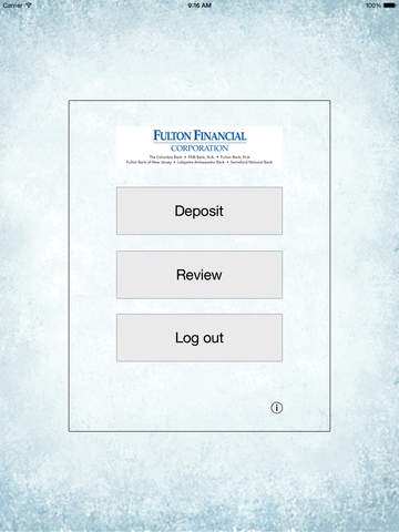 Fulton Bank Remote DepositLink
