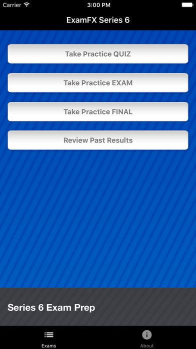 ExamFX Series 6 Exam Prep