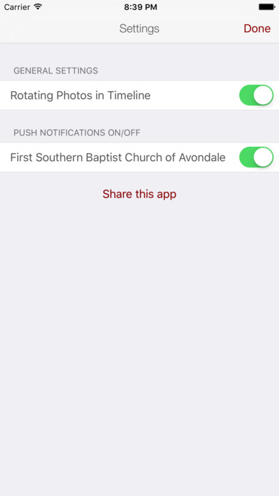First Southern Baptist