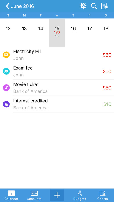 Expense Manager - Personal Finance Assistant Free