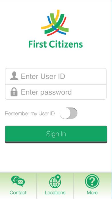 First Citizens Trinidad & Tobago Mobile App