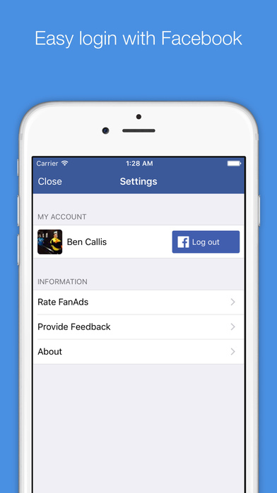 FanAds - Reporting for Facebook Audience Network