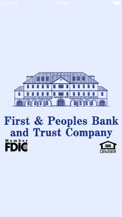 First  Peoples BankTrust Company Mobile Banking