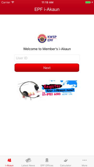 EPF i-Akaun