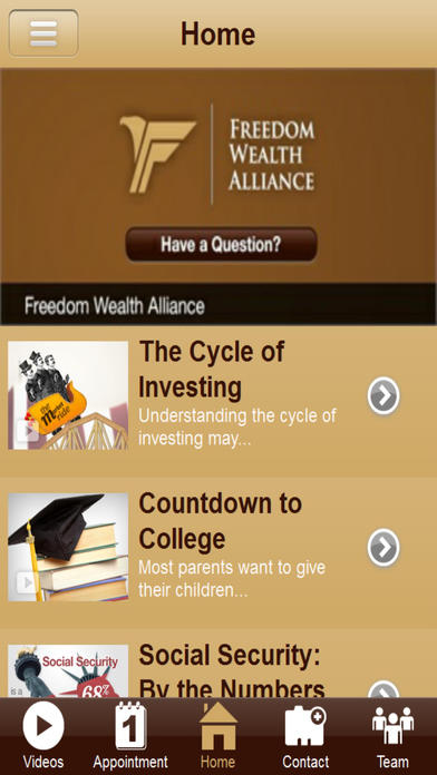 Freedom Wealth Alliance
