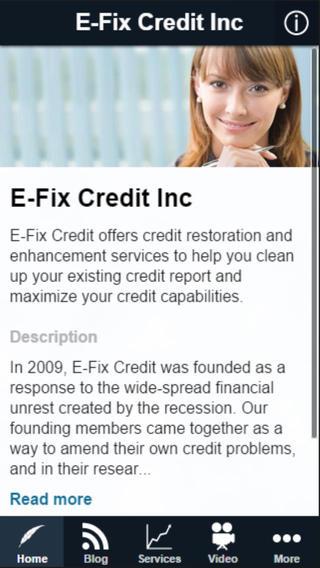 E-FIX CREDIT INC