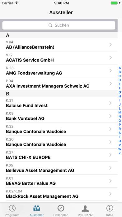 Finanzmesse