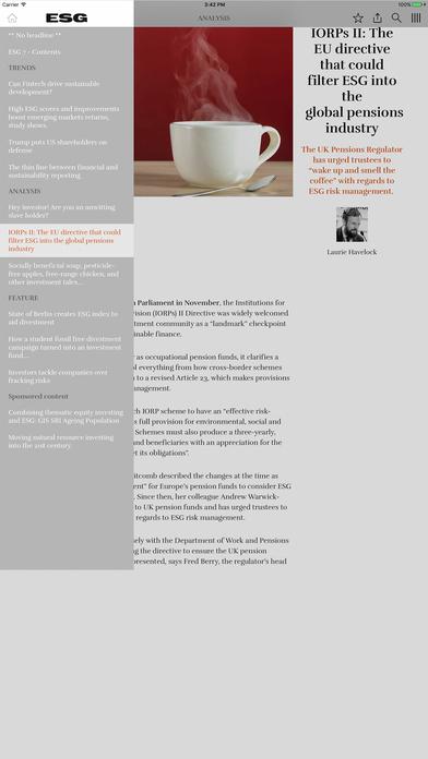 ESG Magazine