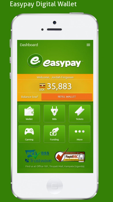 Easypay Mobile Wallet