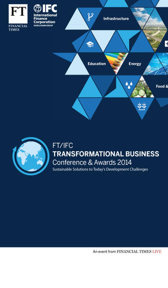 FT/IFC Conference & Awards