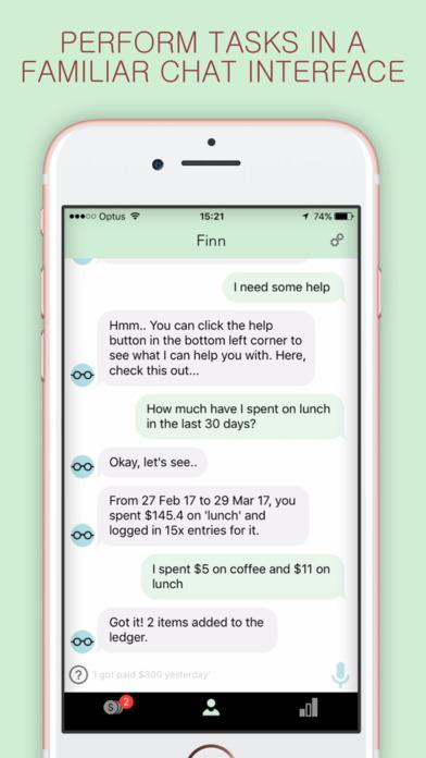 Finn - Talk to Finn