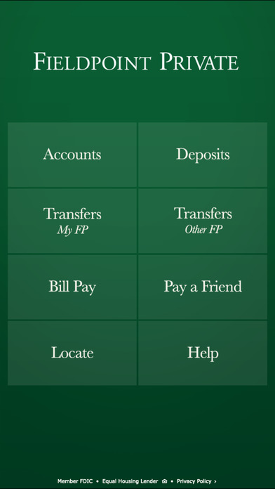 Fieldpoint Private Mobile Banking