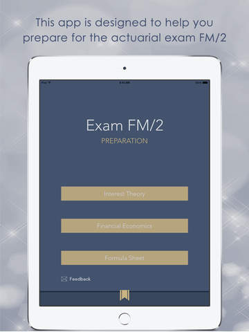 Exam FM Preparation
